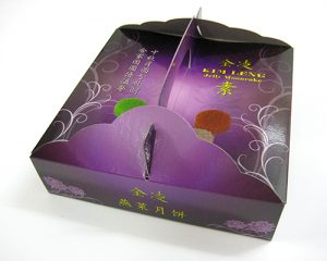 Packaging Box -Moon Cake